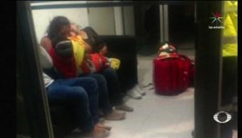 noticias, televisa news, Asaltan, atacan, familia, Mexico-Puebla