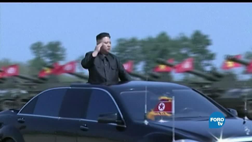 noticias, noticieros televisa, riesgo norcoreano, norcorea, Estados Unidos, Corea del Norte