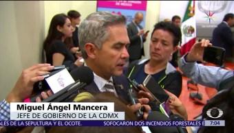 Mancera CDMX, CDMX delincuencia, Delincuencia organizada, Mancera delincuencia
