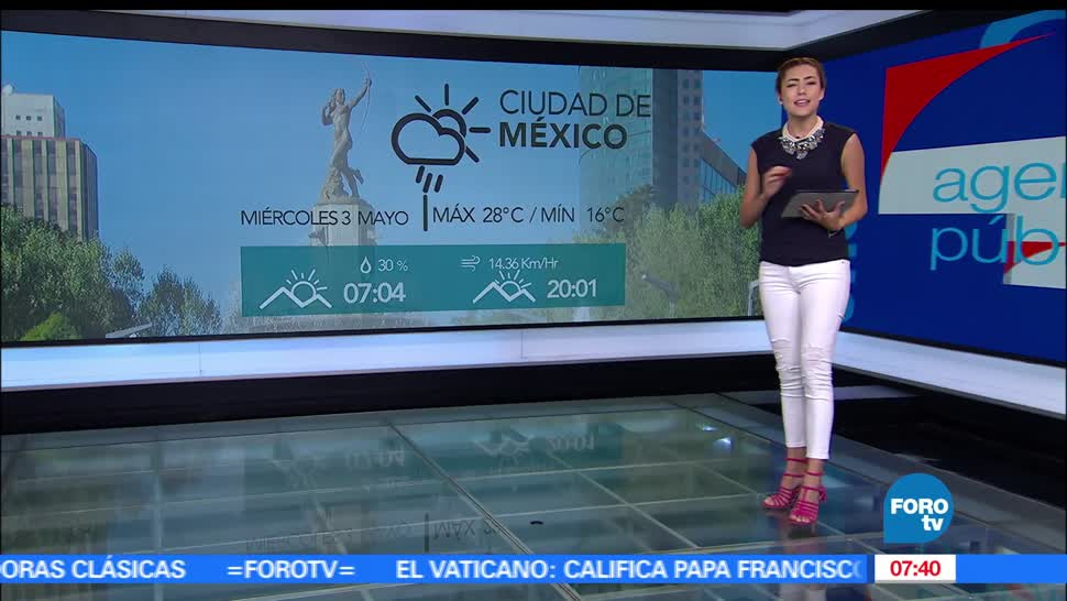 Frente frio, Frontera de Mexico, Clima, Lluvias