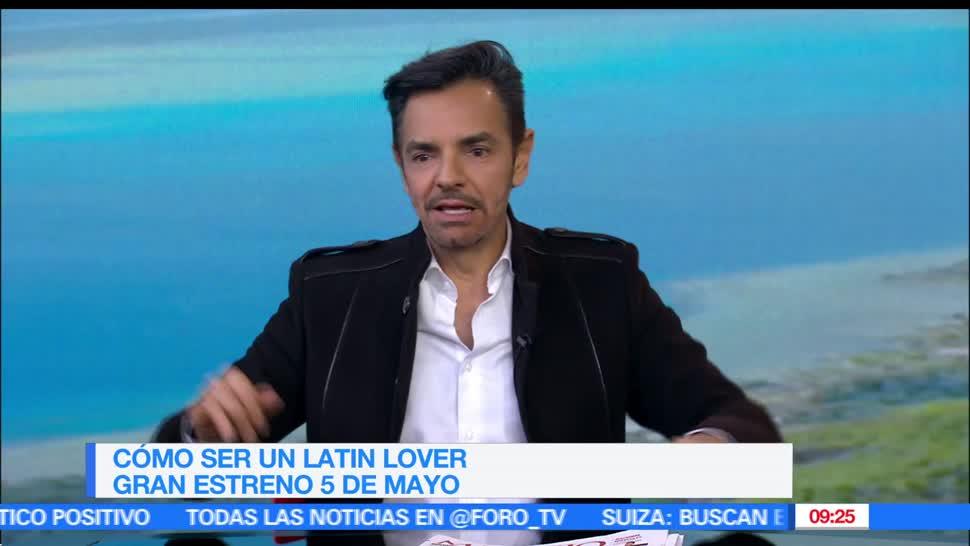 Como ser un Latin Lover, Eugenio Derbez, Salma Hayek, Pelicula