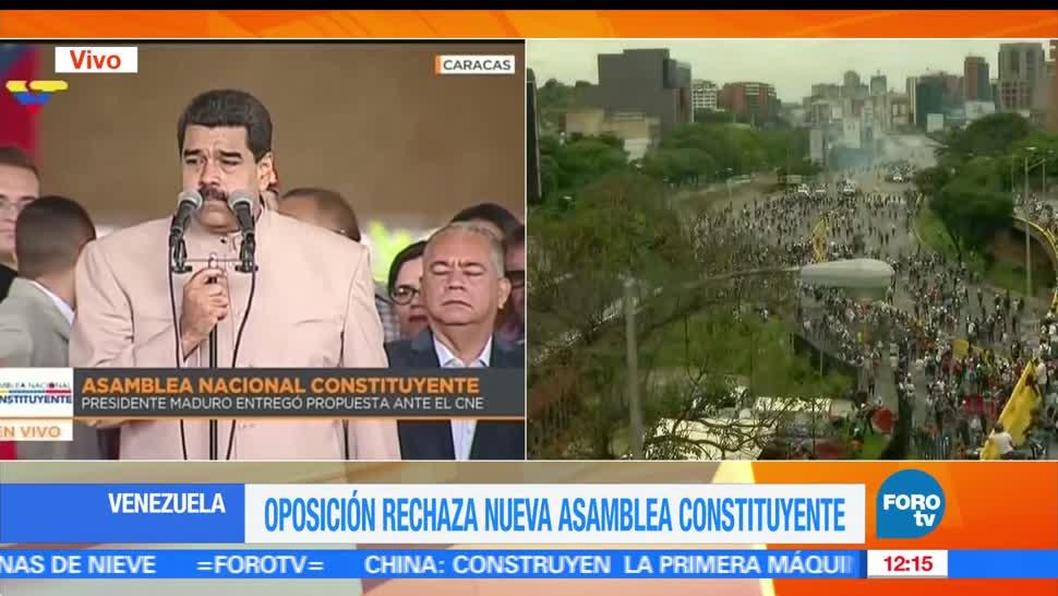 presidente, Venezuela, Asamblea Nacional Constituyente, Poder Electoral