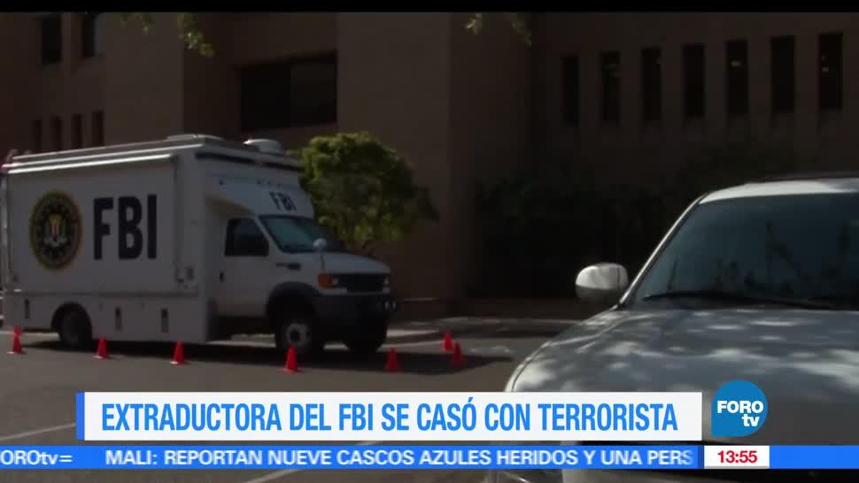 traductora del FBI, Estado Islámico, atentados terroristas, terrorismo