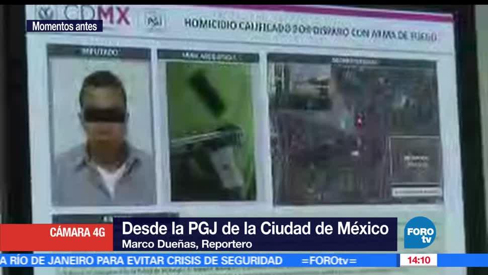 Autoridades, Procuraduría capitalina, mató, colonia La Asunción