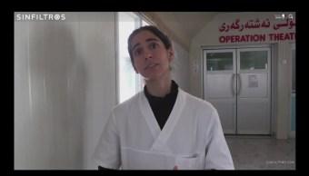 noticias, televisa news, Sin Filtros, enfermera, espanola, frente iraqui