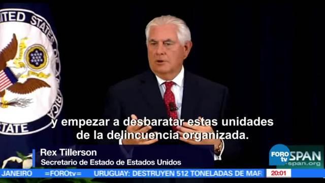 noticias, televisa news, Estados Unidos, convoca a una reunion, nivel ministerial, Mexico