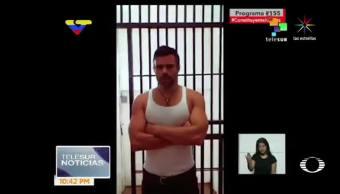 noticias, televisa news, Desmienten, rumores, estado de salud, Leopoldo Lopez