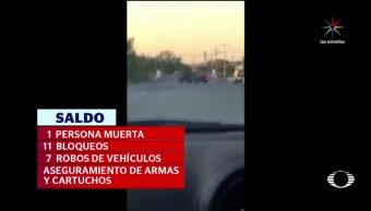 noticias, televisa news, violencia, Reynosa, Tamaulipas, enfrentamientos