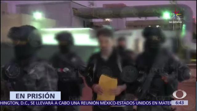 Dámaso, penal de Ciudad Juárez, Chihuahua, orden de aprehensión, delincuencia organizada