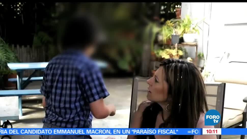 Lucía Legorreta de Cervantes, familias, hijo con discapacidad, salud