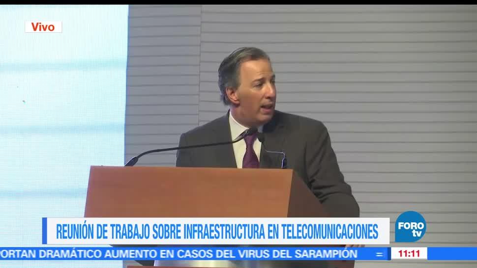 José Antonio Meade, Hacienda, importancia, telecomunicaciones, tecnología