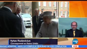 noticias, forotv, jubilación, principe, Felipe de Edimburgo, prudente
