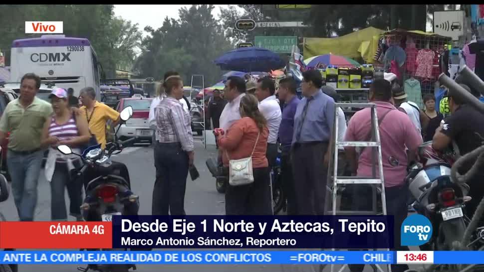 noticias, televisa news, Rina, Tepito, persona muerta, barrio de Tepito