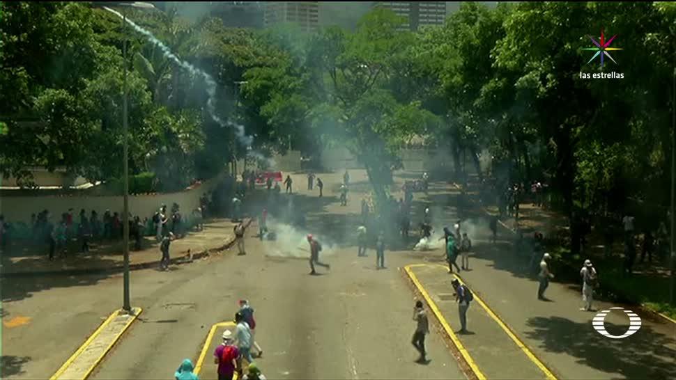 Jornada, Violenta, Manifestaciones, Protestas, Caracas, Venezuela