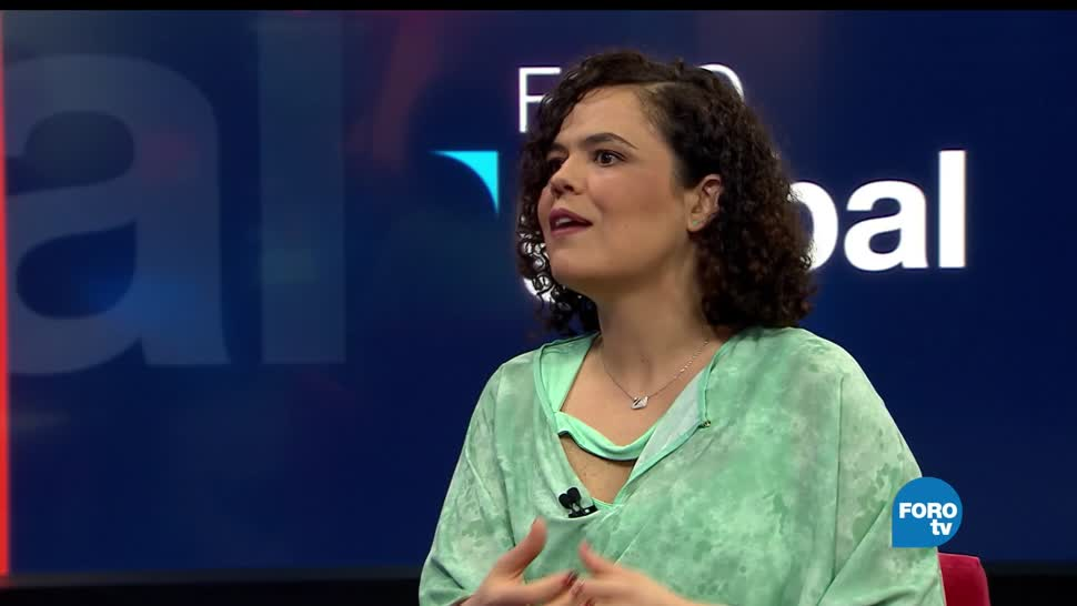 Genaro Lozano, entrevista, Mariana Gómez del Campo, Senadora, Crisis política, venezuela