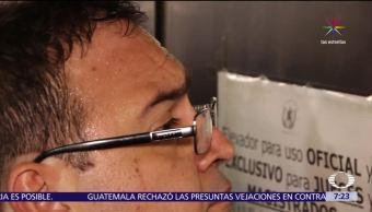 Guatemala, portavoz del sistema penitenciario de Guatemala, maltratos, Javier Duarte
