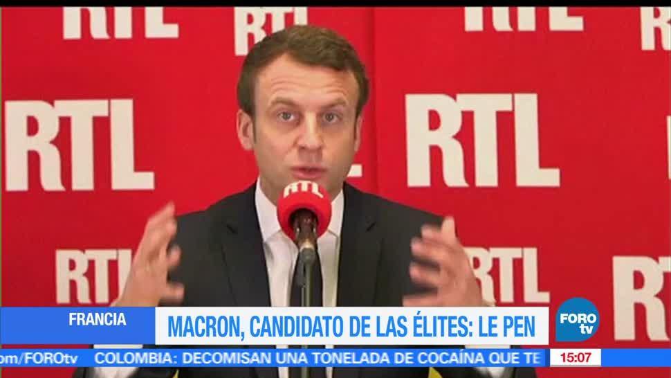 Elecciones, Presidenciales, Francia, Segunda Vuelta, Emmanuel Macron, Marine Le Pen