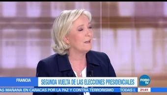 noticias, forotv, abstencionismo, segunda vuelta electoral, Francia, elecciones