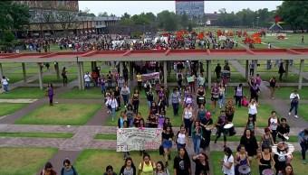 Noticias, Televisa News, Indignacion, autoridades, feminicidio, UNAM