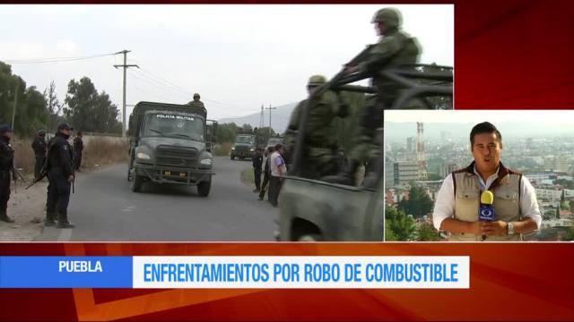 Refuerzan, seguridad, Palmarito, Puebla, enfrentamientos, huachicoleros