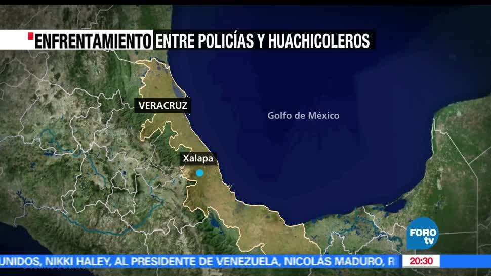 Nuevo, enfrentamiento, huachicoleros, Veracruz, Coatzacoalcos Salina Cruz, Policia