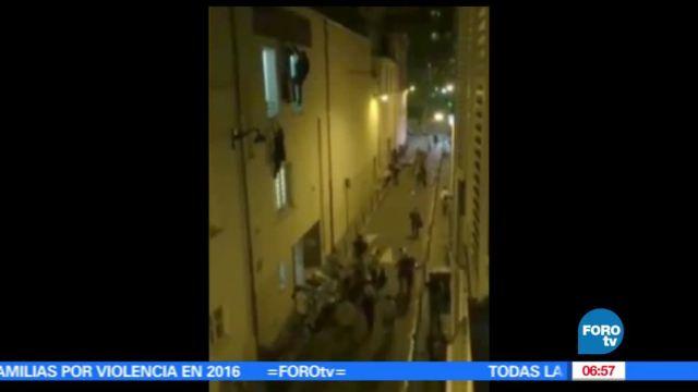 Especialistas, inquilino, Palacio del Elíseo, terrorismo en Francia