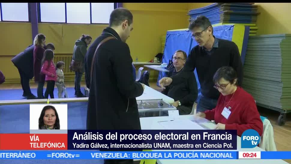 internacionalista, UNAM, Yadira Gálvez, Francia, Europa, comicios presidenciales