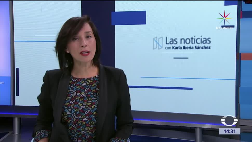 Las noticias con Karla Iberia, Programa, completo, 8 mayo