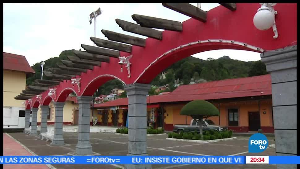 noticias, forotv, Unesco, Comarca Minera, Geoparque Mundial, Hidalgo