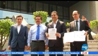 noticias, forotv, PAN, segunda denuncia, Delfina Gomez, Fepade