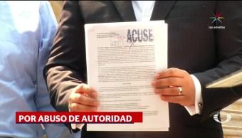 noticias, televisa news, PAN, denuncia, Delfina Gomez, Fepade