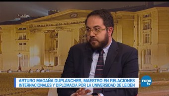 forotv, Noticias, Genaro Lozano, entrevista, Arturo Magana Duplancher, elecciones en Francia