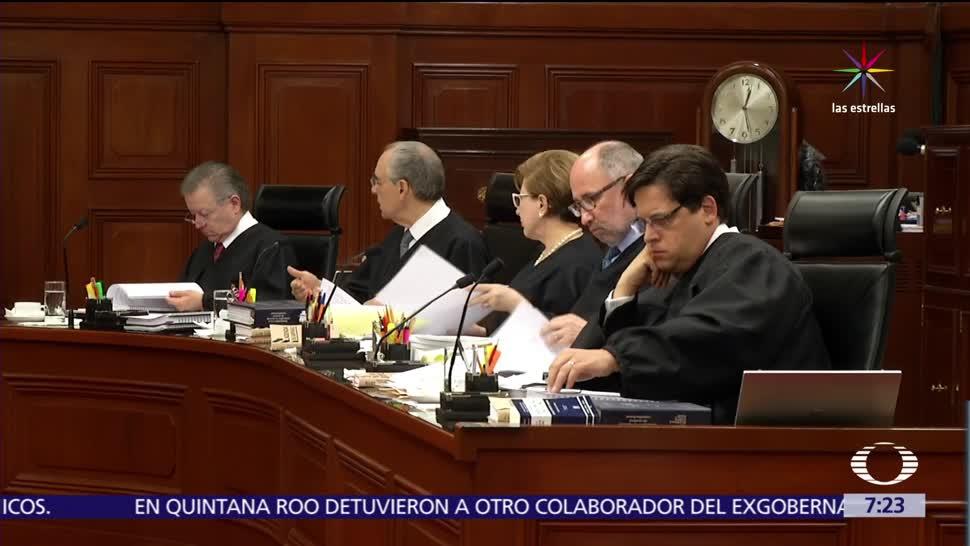 Suprema Corte de Justicia de la Nación, prisión, menores de edad, seguridad