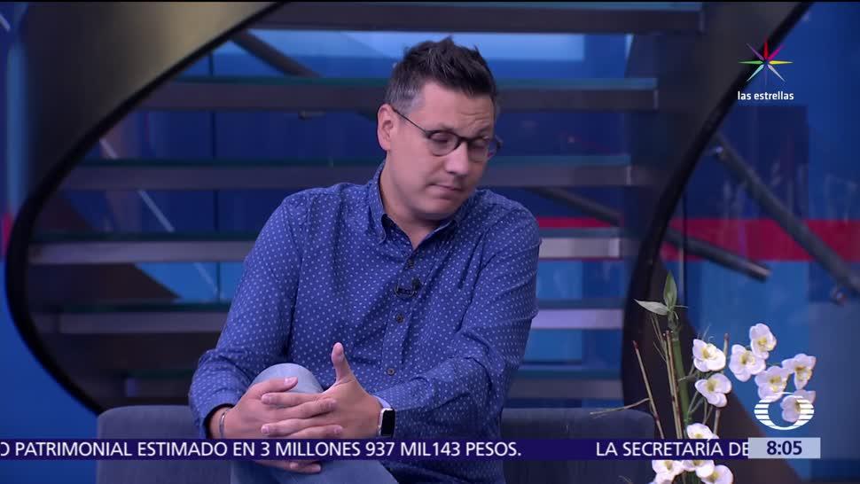 Benjamín Ortega, Al Aire con Paola, reto, suicidio