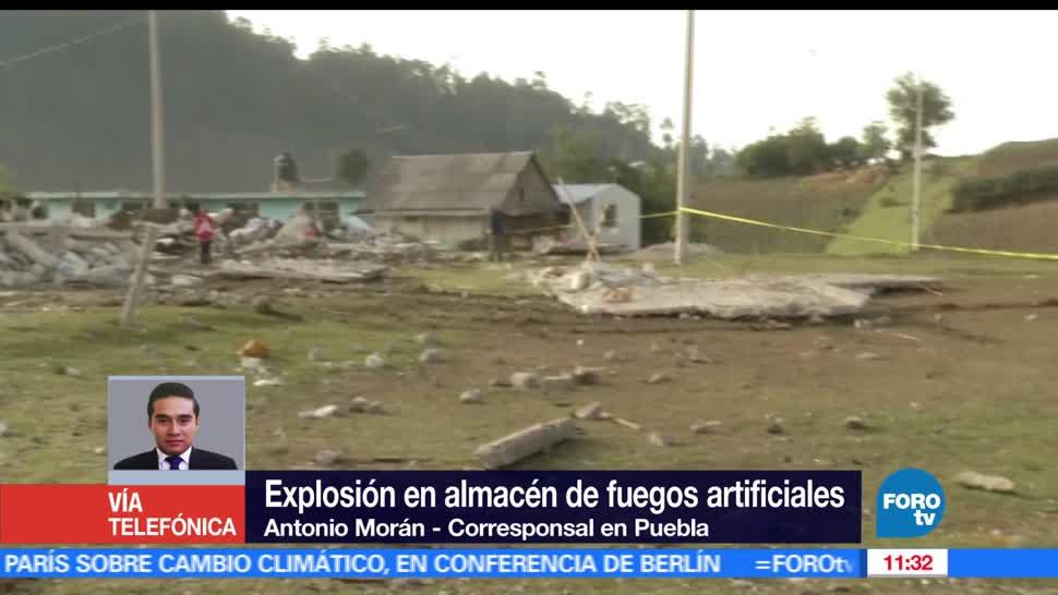 San Isidro, monta un altar, ora, víctimas