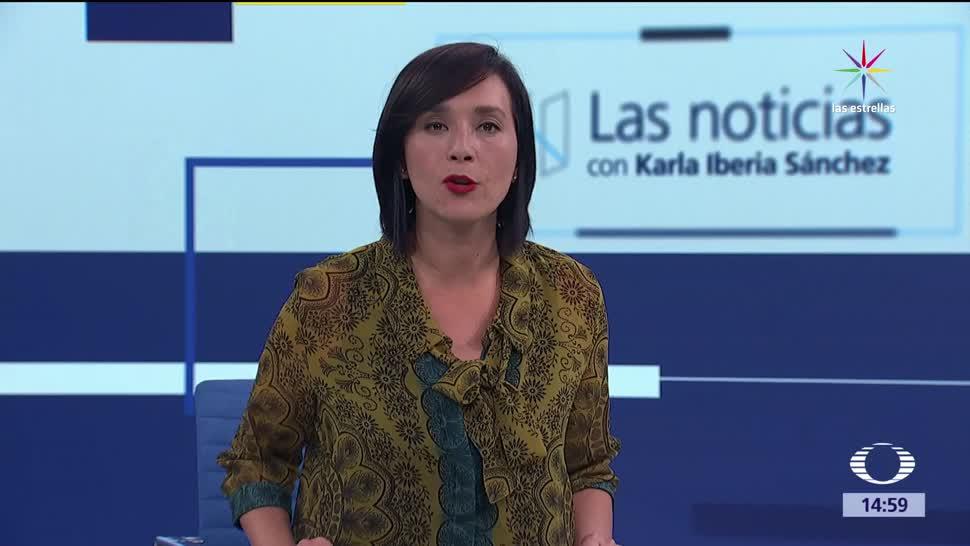 karla iberia sánchez, Las noticias con Karla Iberia, Programa completo, 9 de mayo