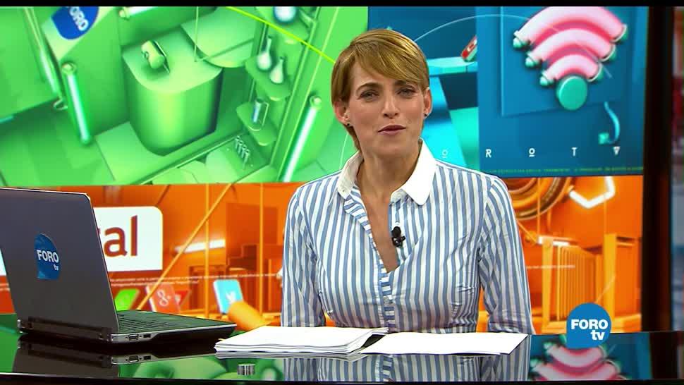 Fractal, Programa completo, Foro TV, Ana Francisca Vega