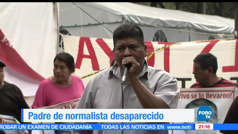 noticias, forotv, Reanudan dialogo, Segob, padres de los 43 normalistas, Ayotzinapa