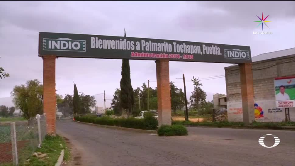 noticias, televisa news, Huachicoleros, operan, Palmarito, cinco anos