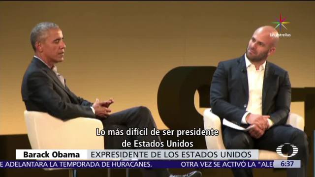 conferencia en Italia, Barack Obama, presidente de estados unidos, libertad
