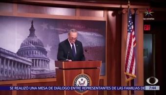 Demócratas de EU, fiscal independiente, nexos, Donald Trump, Rusia
