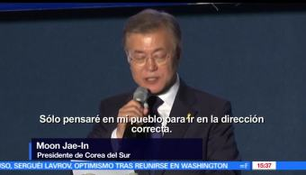 noticias, forotv, Moon Jae-In, reto, Trump, corea del sur