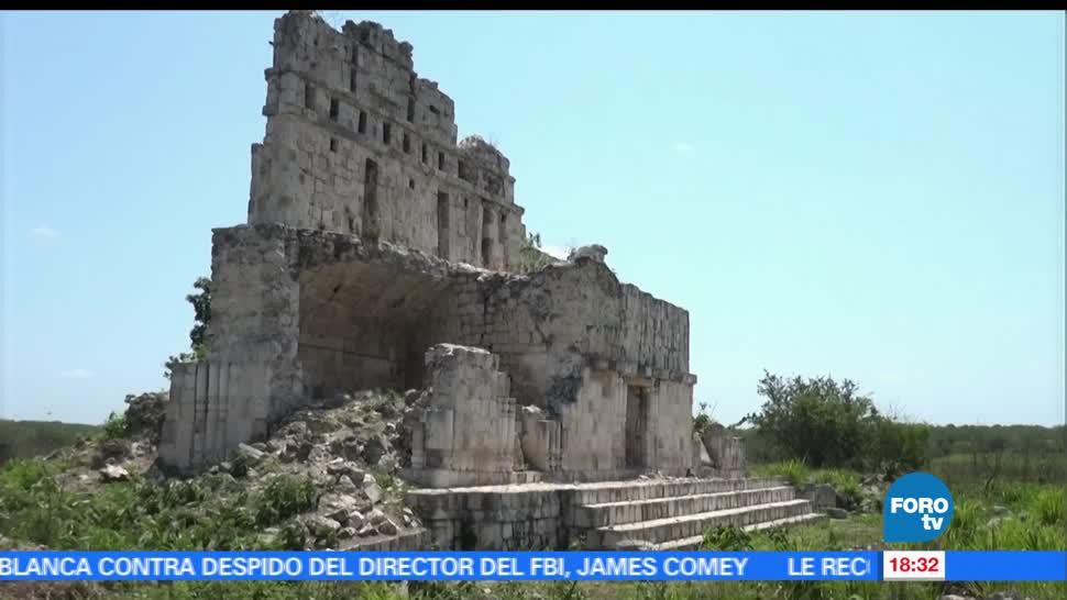 Encuentran, ciudad, maya, Campeche, inah, arqueólogos