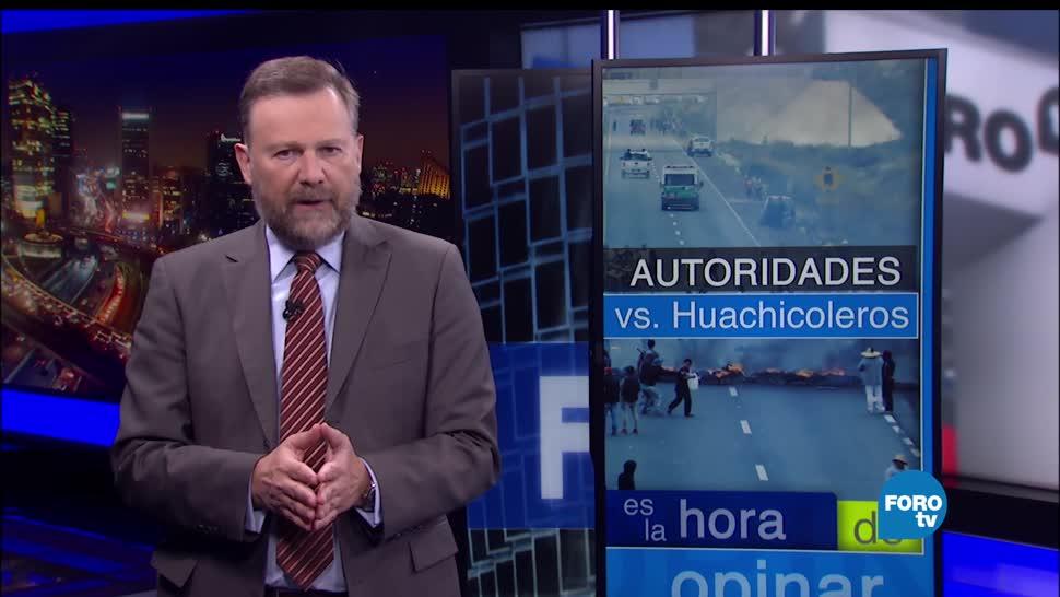 Autoridades, huachicoleros, Enfrentamientos, Palmarito, Juan Pardinas, Alejandro Hope