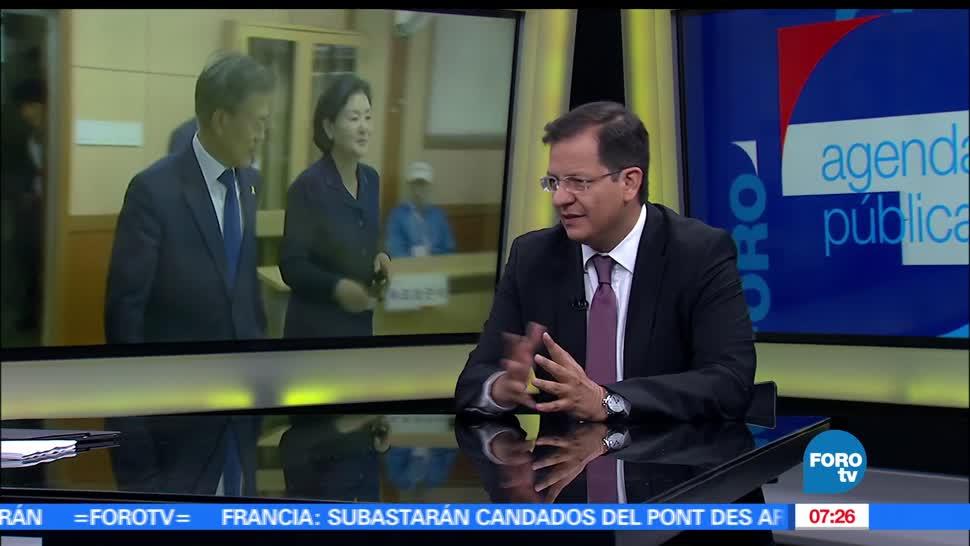 analista Adolfo Laborde, empresas coreanas, Estados Unidos, exportar