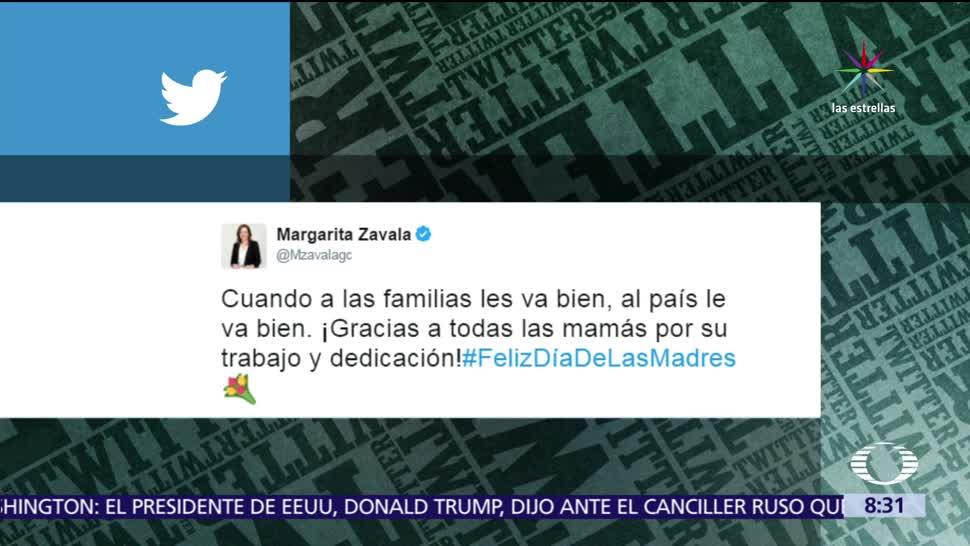 red social, presidente Enrique Peña Nieto, mamás, felicitaciones