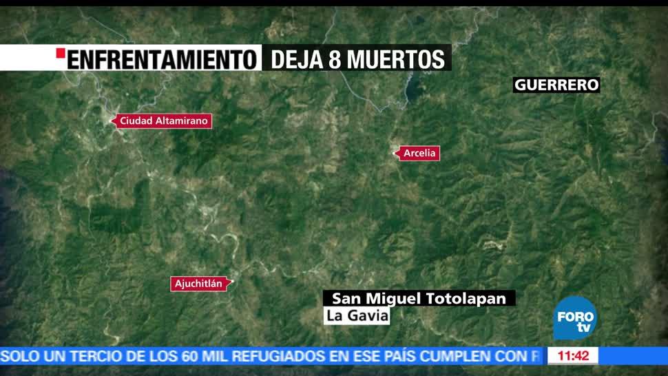 miembros, La Familia Michoacana, pobladores, Guerrero