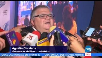 noticias, forotv, Carstens, dejar encarrilada, inflacion, Banxico