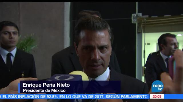 EPN, habla, sobre, video, ejecución, Palmarito, Puebla
