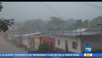 Temporada, huracanes, ciclones, tormentas tropicales, México, 2017